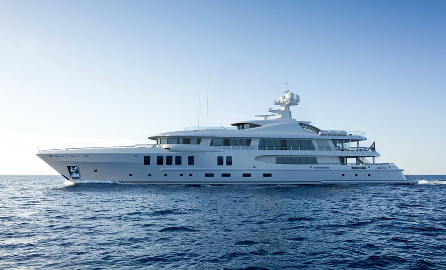 Details for AMELS 220 Private Luxury Yacht For sale