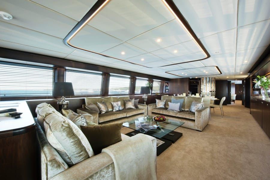Details for CRYSTAL Private Luxury Yacht For sale