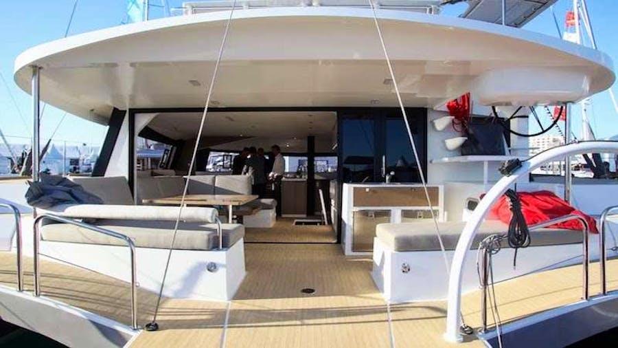 LA LINEA Yacht