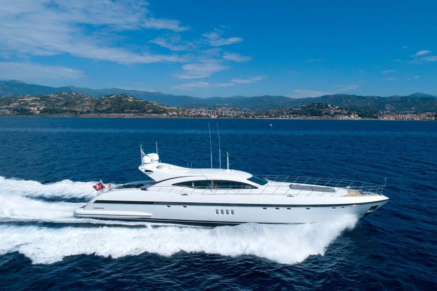 Features for VEYRON Private Luxury Yacht For sale