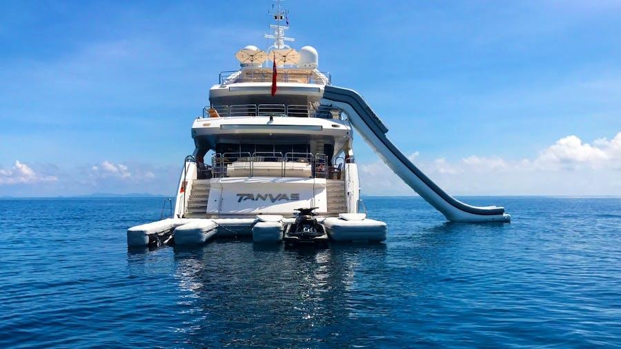 TANVAS Yacht