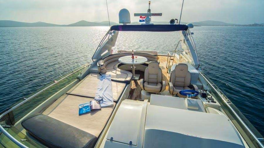 ALDA Yacht