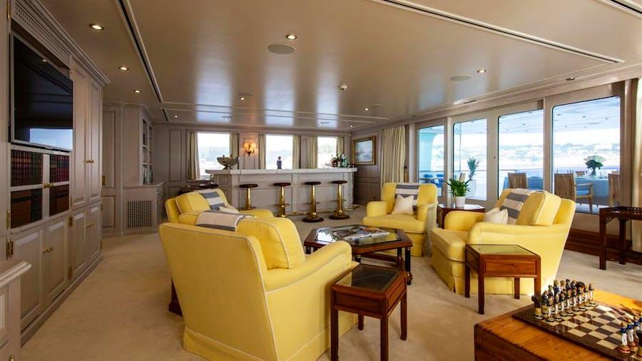 LEANDER G Yacht