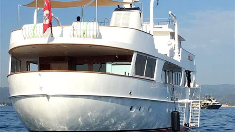 SEAGULL OF CAYMAN Yacht