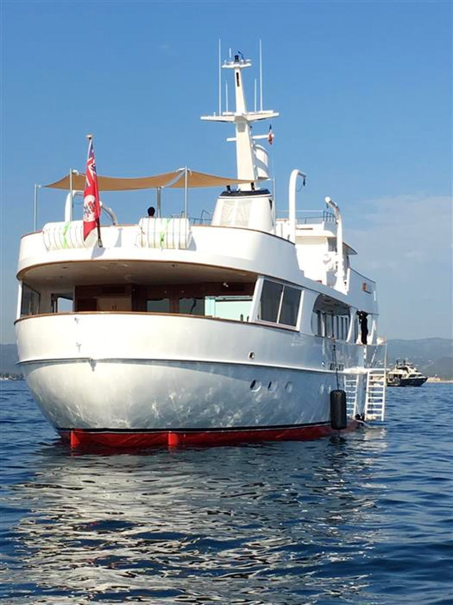 Details for SEAGULL OF CAYMAN Private Luxury Yacht For sale