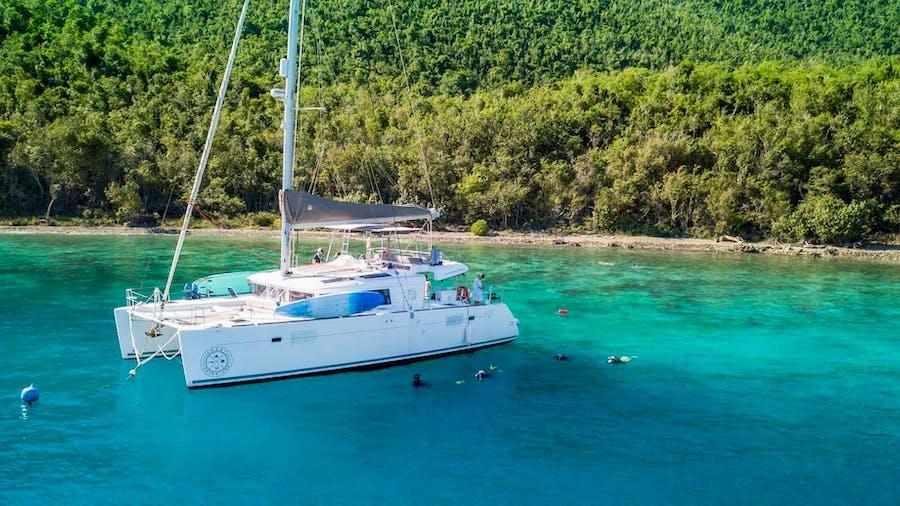 GREAT ADVENTURE Yacht
