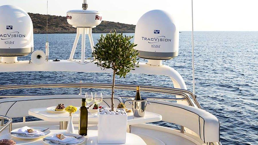 Milos Yacht