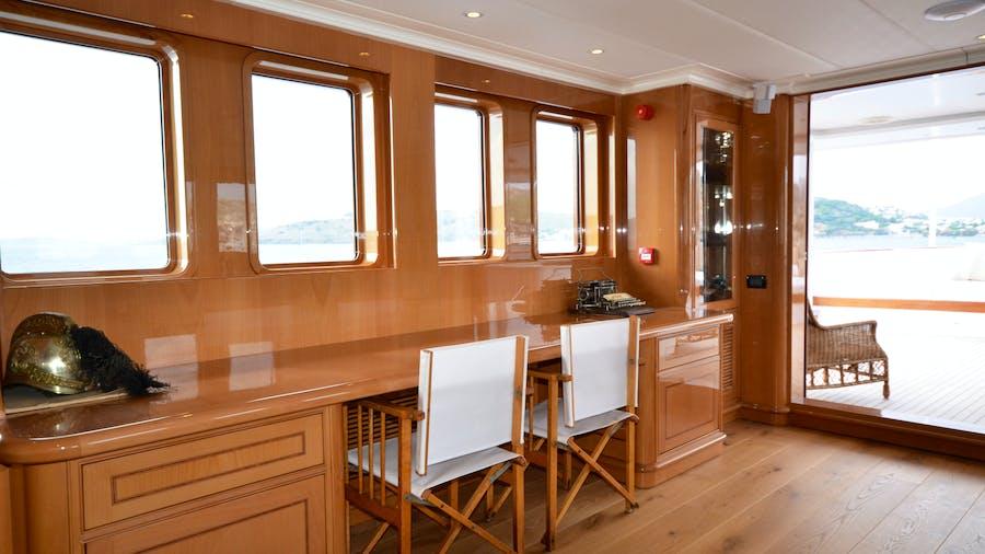 OLDE SALT Yacht