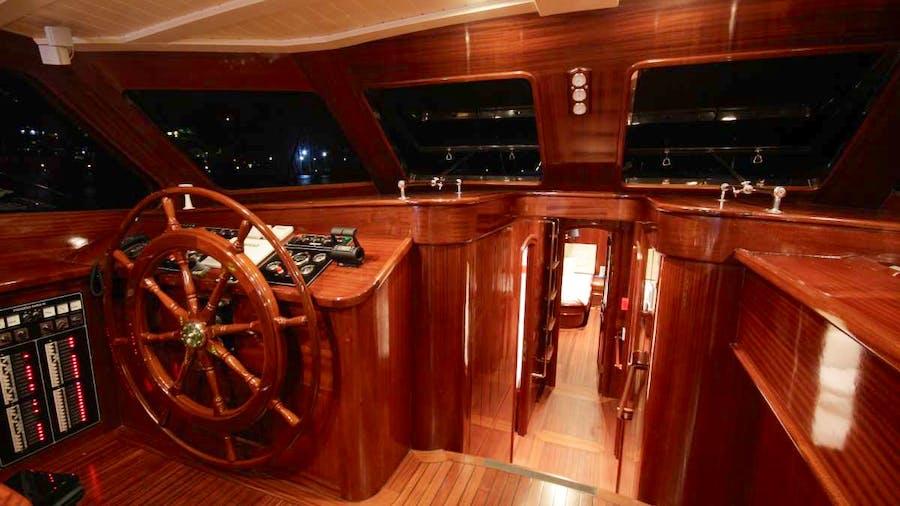 KAYA GUNERI PLUS Yacht