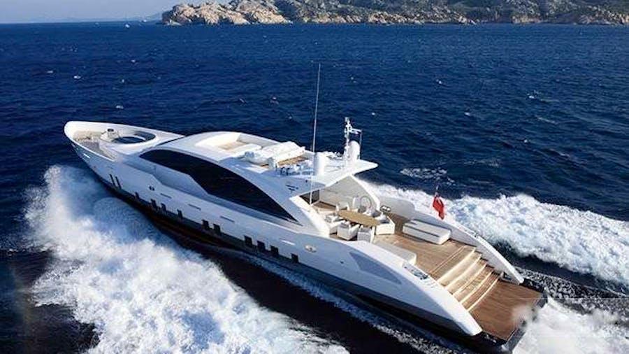 YCG TECNOMAR 120 Yacht