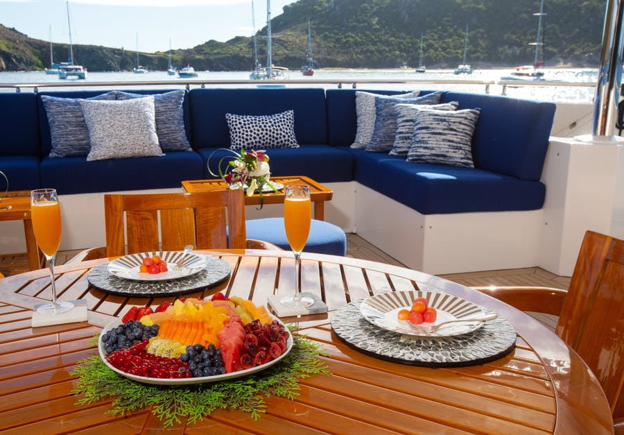 Details for BALISTA Private Luxury Yacht For sale