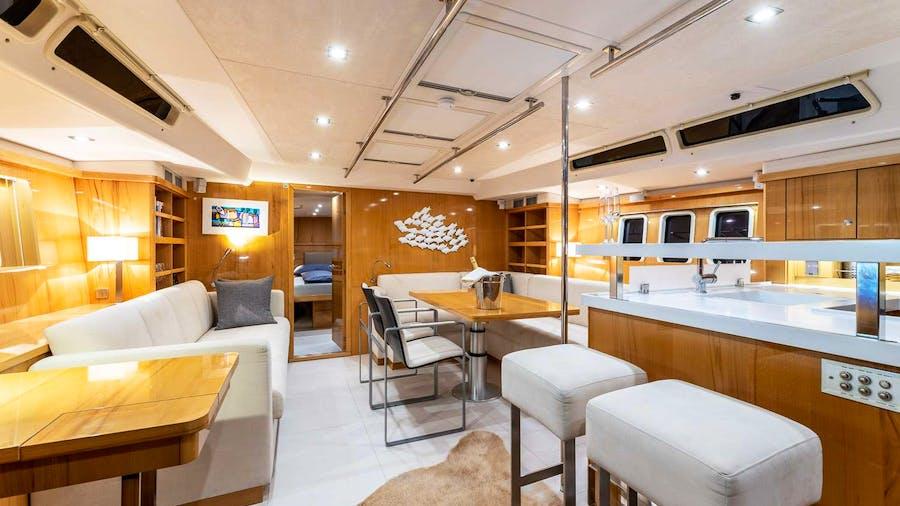 CROATIA HANSE 63 Yacht