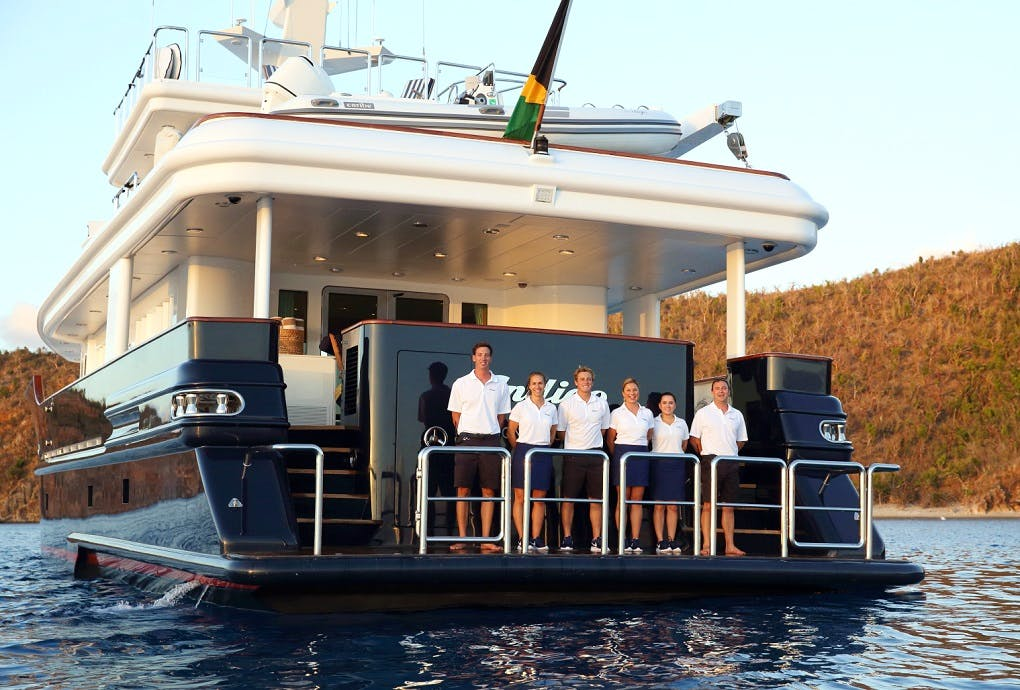 Seasonal Rates for INDIGO Private Luxury Yacht For Charter