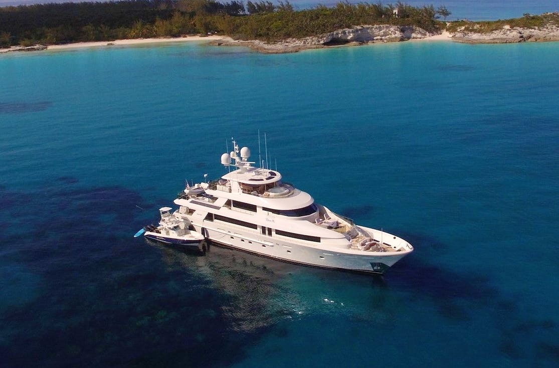 Seasonal Rates for RELEASE ME Private Luxury Yacht For Charter