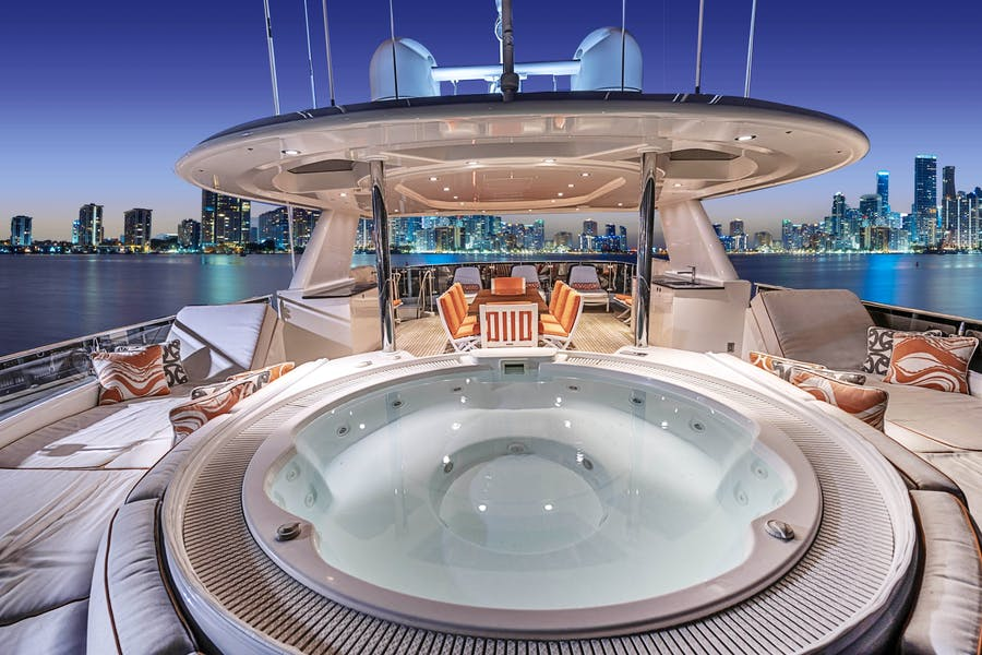 Features for RELEASE ME Private Luxury Yacht For charter