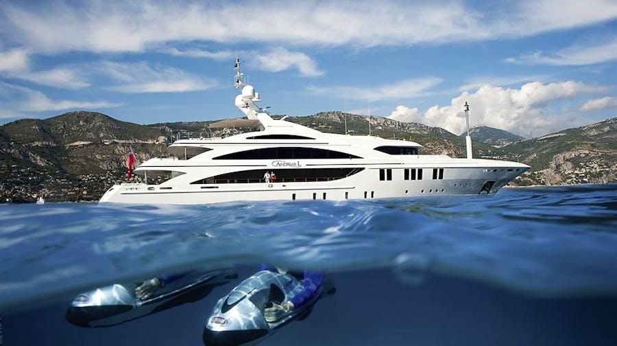 ANDREAS L Yacht