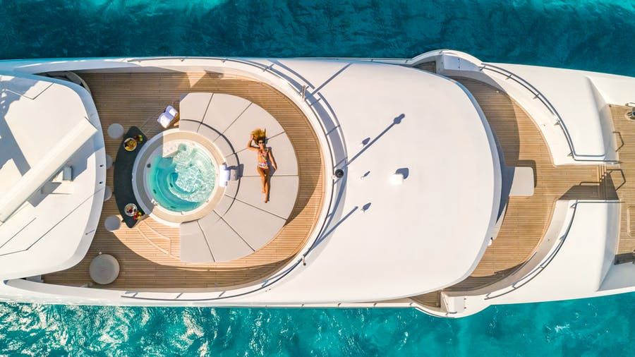 Details for BIG SKY Private Luxury Yacht For sale