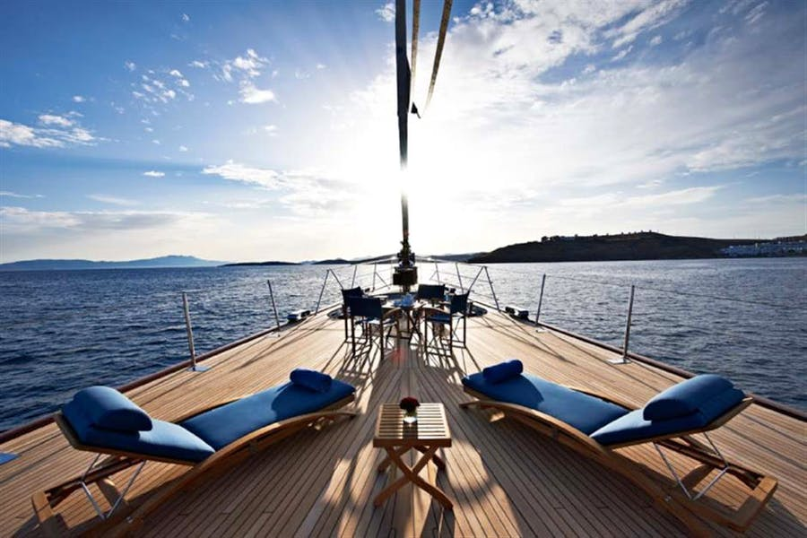 Details for MELEK Private Luxury Yacht For sale