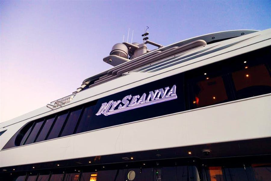 Details for MY SEANNA Private Luxury Yacht For sale