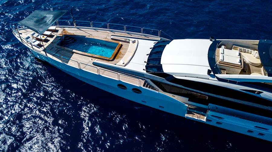 BLISS Yacht