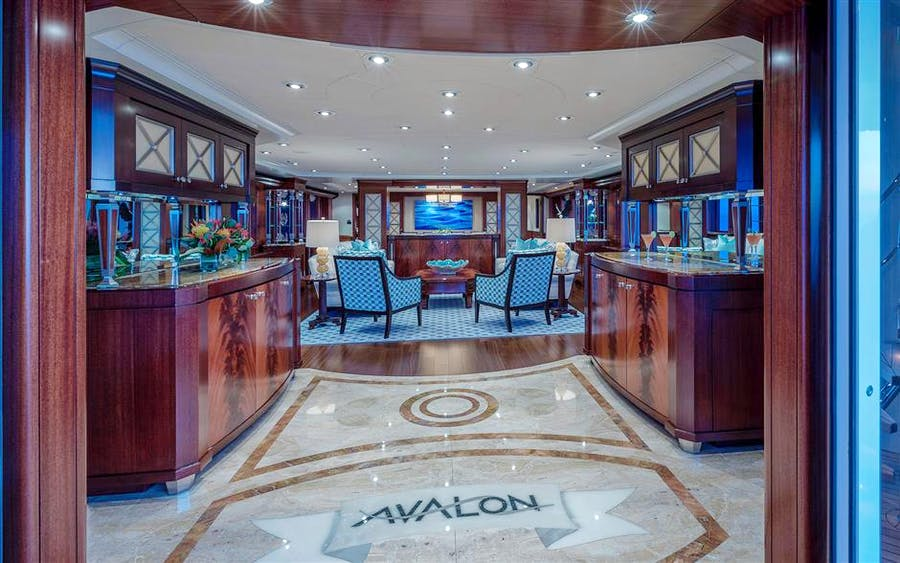 Details for AVALON Private Luxury Yacht For sale