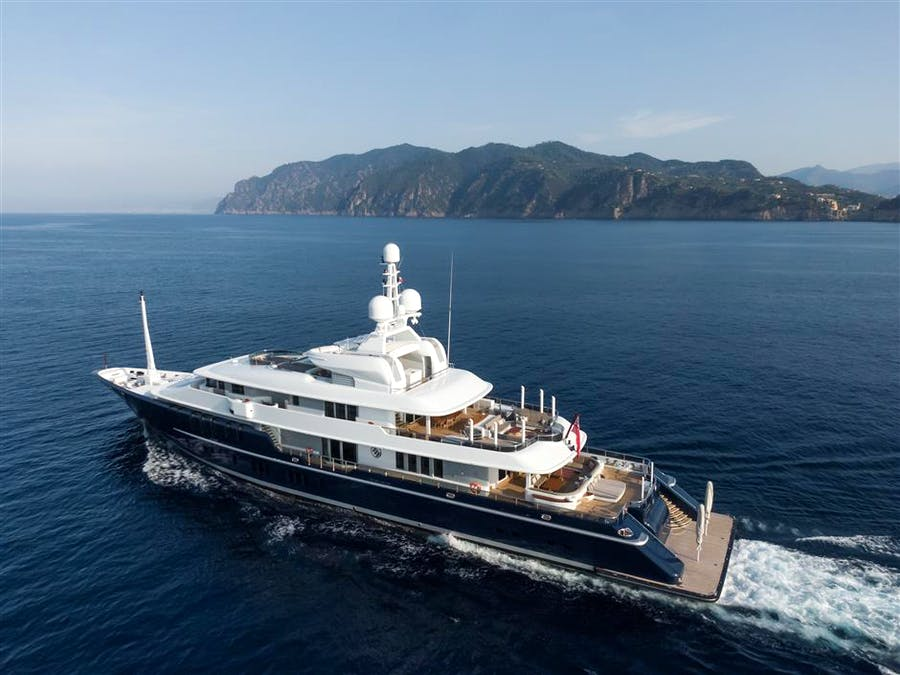 Details for TRIPLE SEVEN Private Luxury Yacht For sale