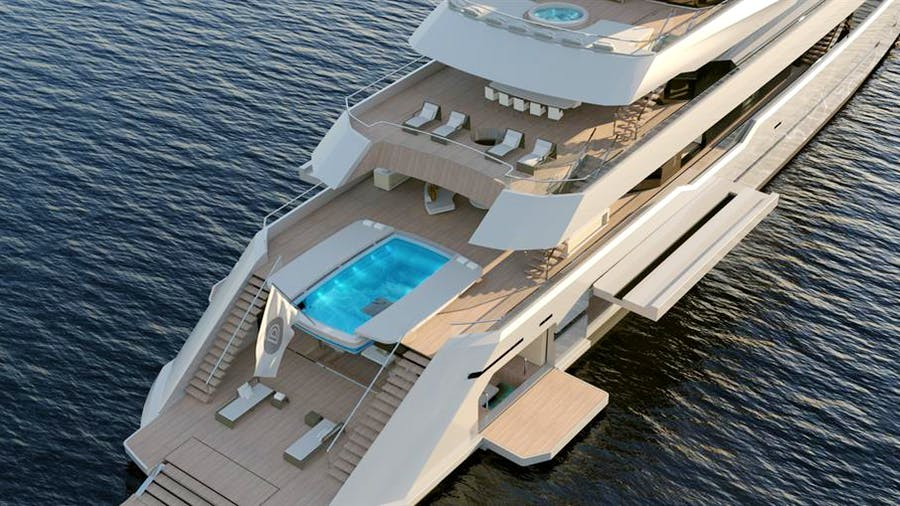 86M Project STARLIGHT Yacht
