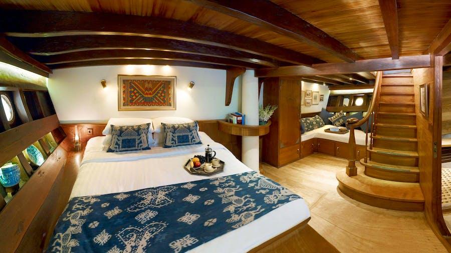 Si Datu Bua Yacht