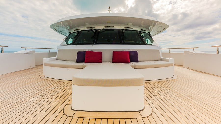 Features for BIG SKY Private Luxury Yacht For sale
