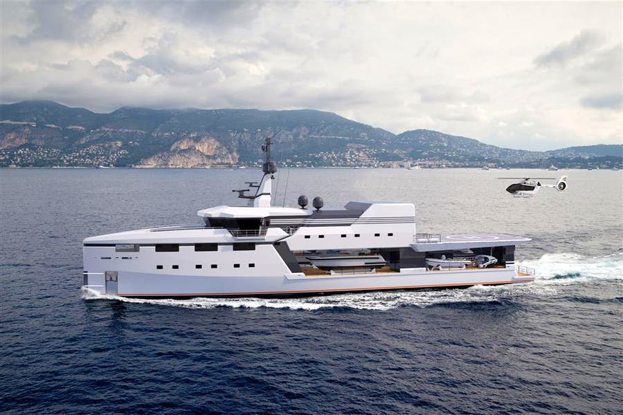 Details for YACHT SUPPORT 6511 Private Luxury Yacht For sale