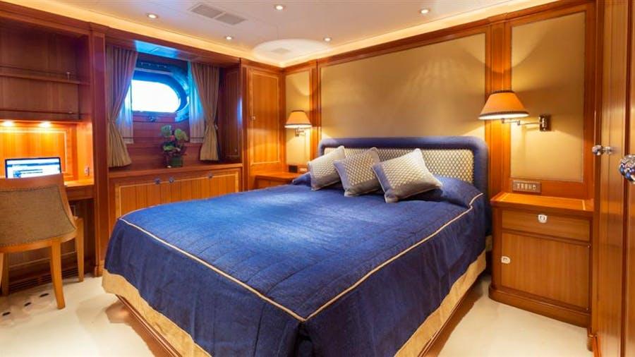 SY BURRASCA Yacht