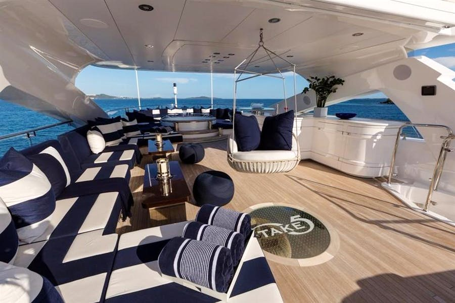 Details for TAKE 5 Private Luxury Yacht For sale