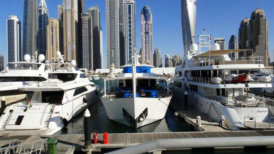 Warsan Yacht