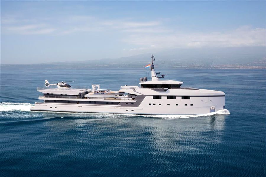 Details for YACHT SUPPORT 7512 Private Luxury Yacht For sale