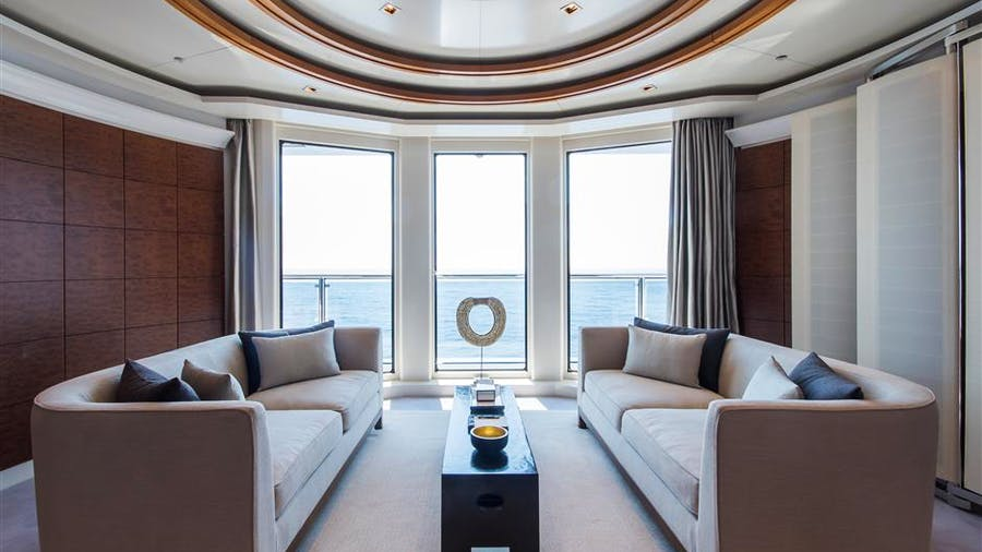 TRIPLE SEVEN Yacht