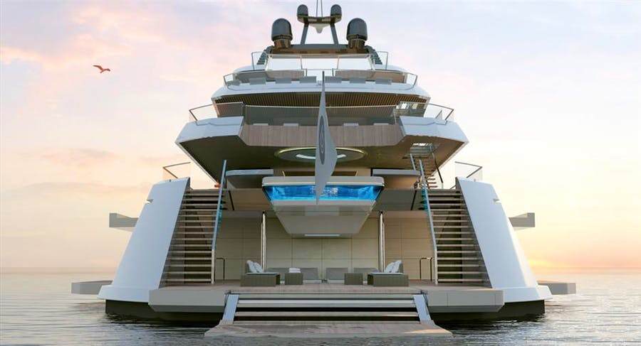 Details for 86M PROJECT STARLIGHT Private Luxury Yacht For sale