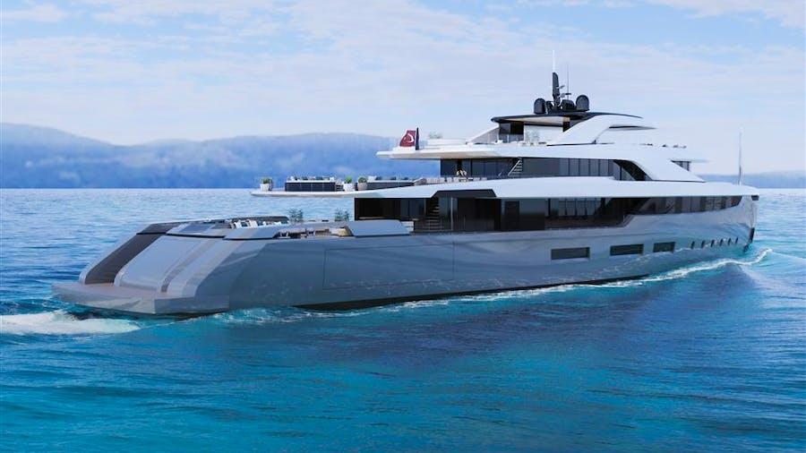 RMK 65 Yacht