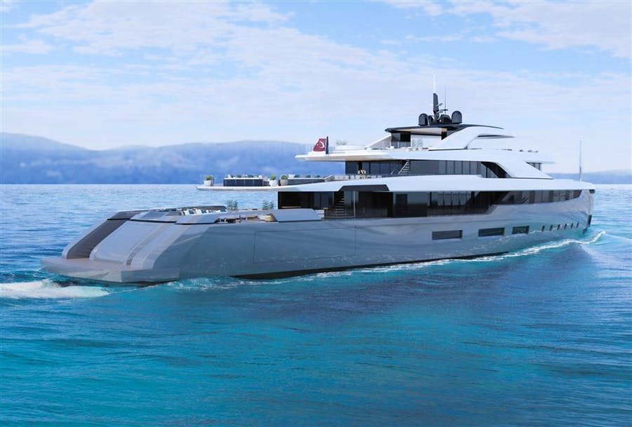 Details for RMK 65 Private Luxury Yacht For sale