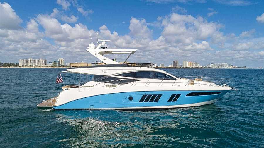 DownTime Yacht