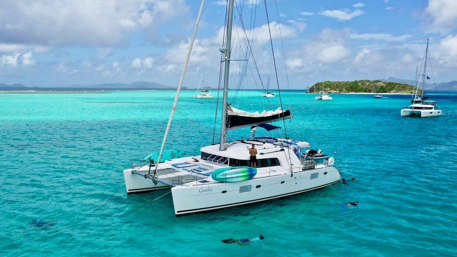 GAMBIT Yacht