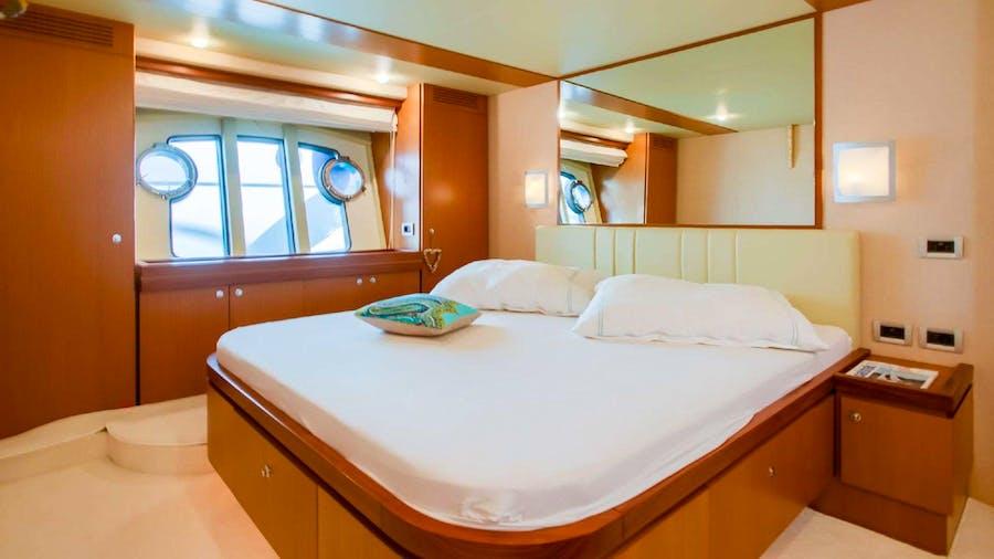 DOMINIQUE Yacht