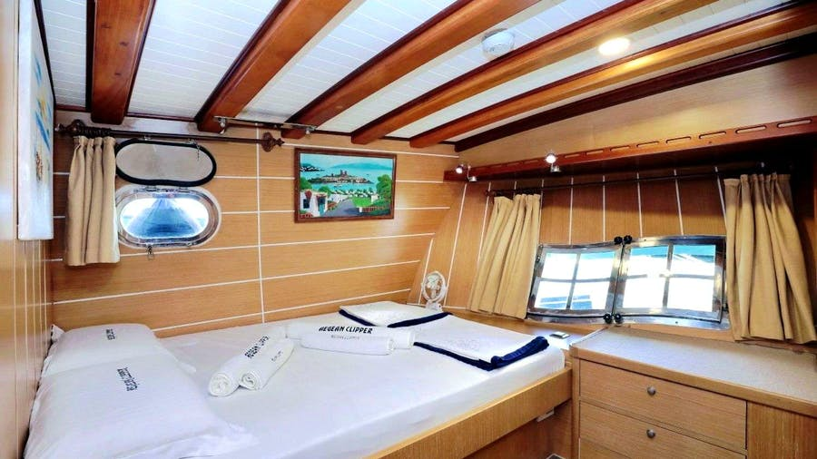 AEGEAN CLIPPER Yacht
