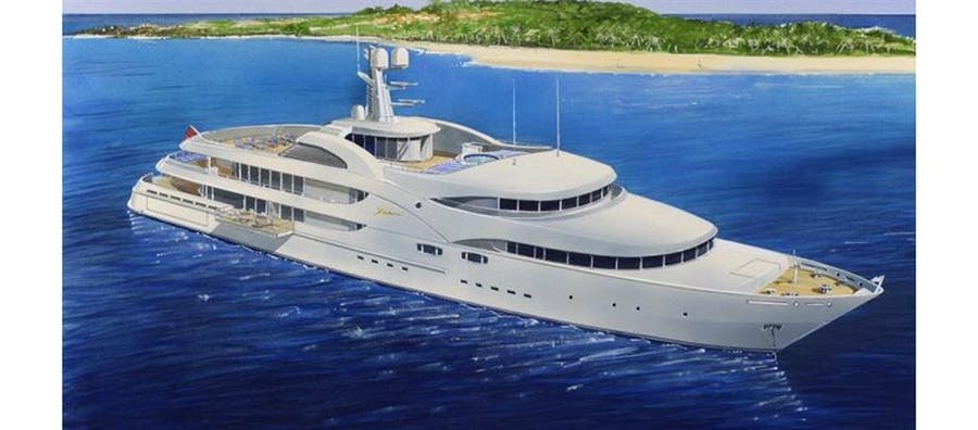 Details for ALTINEL 213' STEEL Private Luxury Yacht For sale
