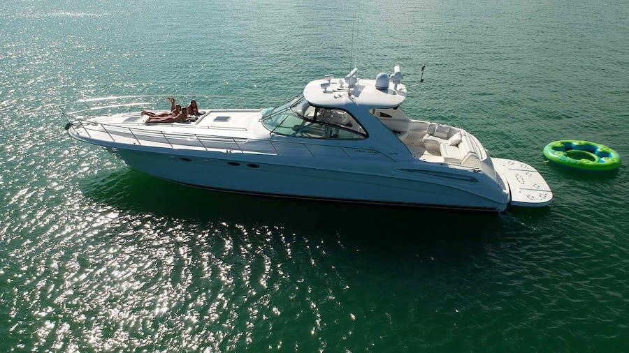 Latitude Adjustment Yacht