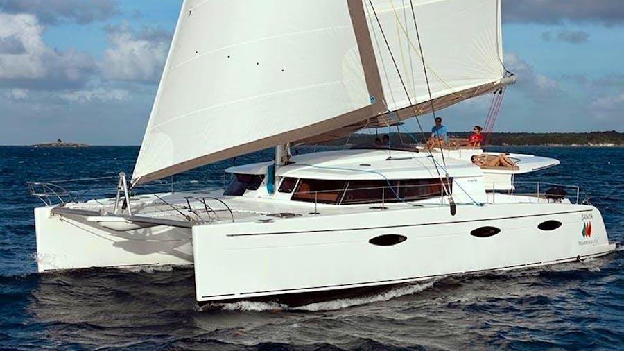 ALIVE - LUXURY TW59 Yacht