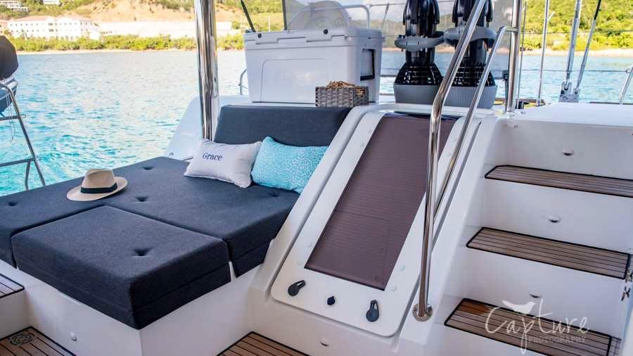 GRACE Lagoon 52 Yacht