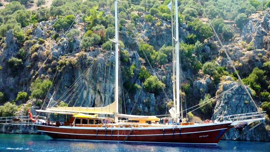 bibi aysegul Yacht