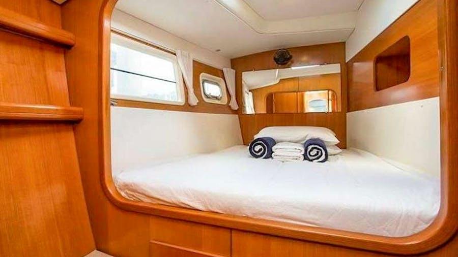 ALIZÉ Yacht
