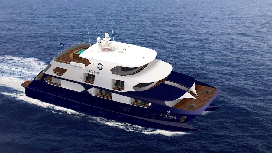 Cormorant II Yacht