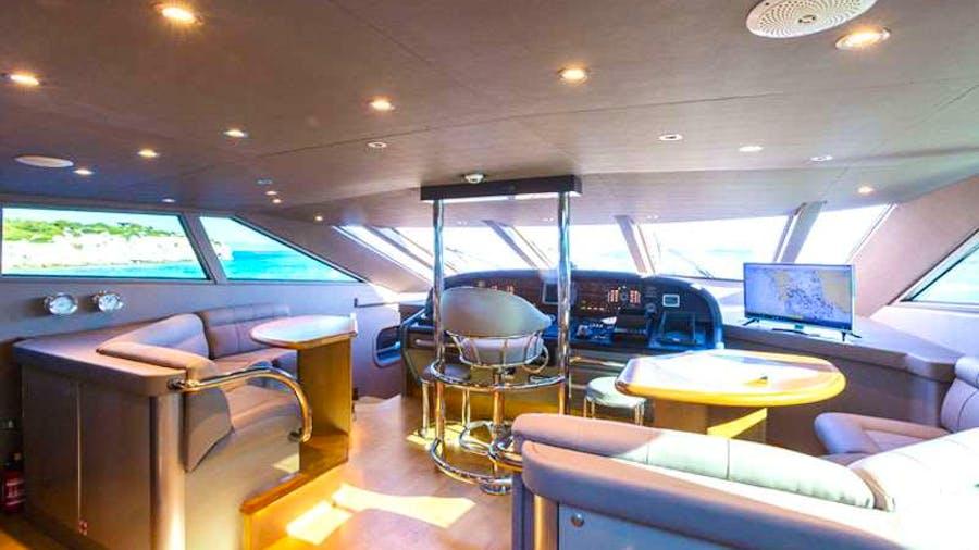 HEESEN Yacht